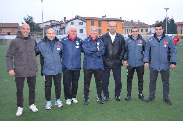 FC Ararat treenerid