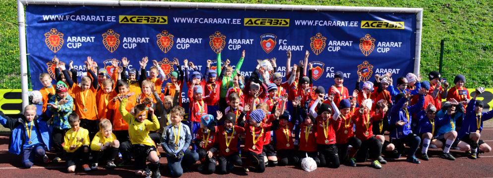 Ararat Cup 2014