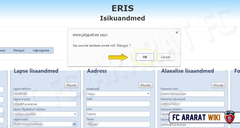 ERIS_mangija_rolli_taotlemine