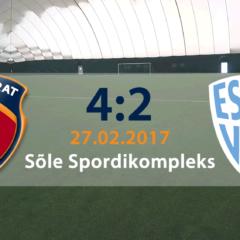 FC Ararat vs Eston Villa 27.02.2017