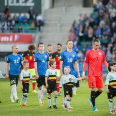 Международный опыт. Эстония Бельгия