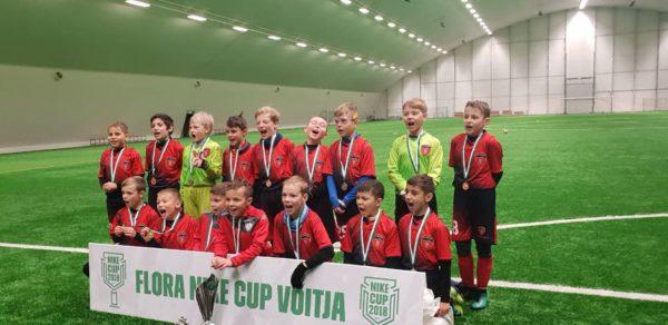 Flora Nike Cup 2018 2009 est