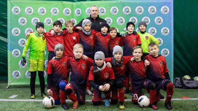 Международный турнир Reval Cup - 16 команд из Эстонии, Латвии, Финляндии.
