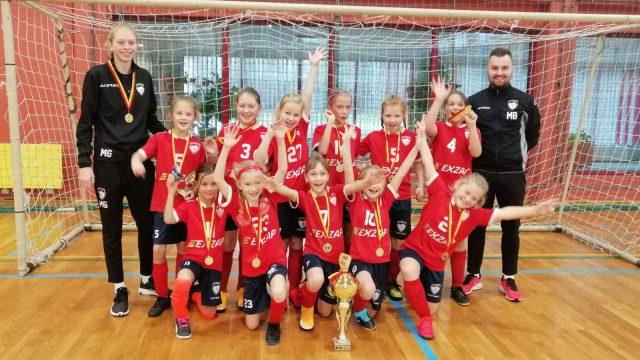 Premium Cup 2011 Tüdrukut