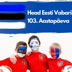 Palju õnne Eesti!