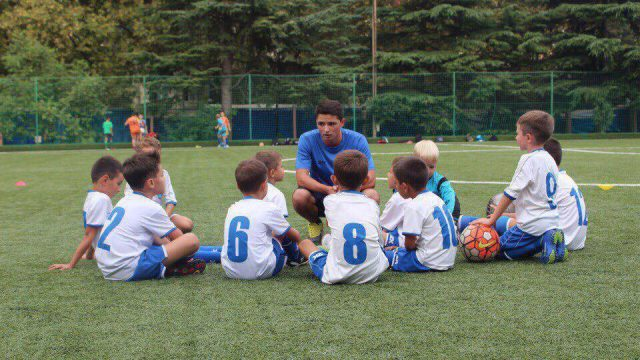 FC Ararati treener Illia Lysak