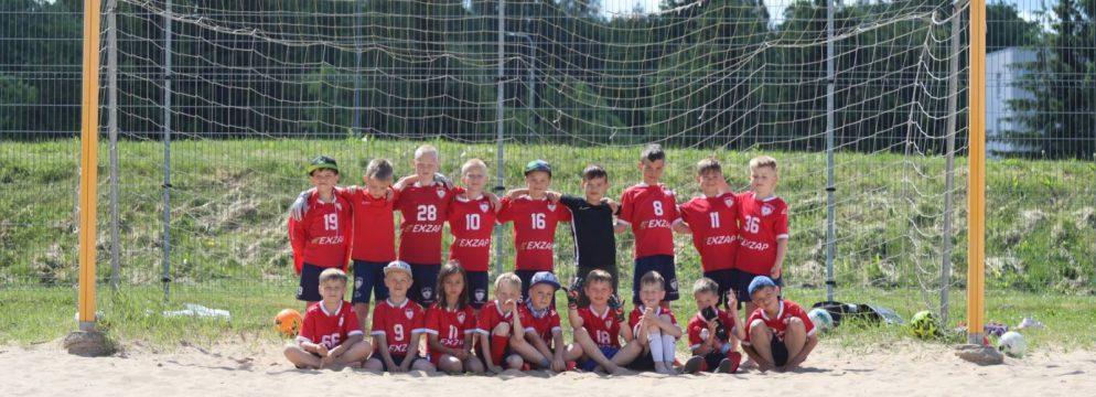 Лагерь в Винни для 2013 года